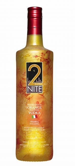 VODKA 2 NITE ORANGE 1L